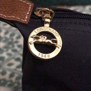 Long champ medium size purse/bag